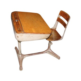 American Seating Company Child's Desk