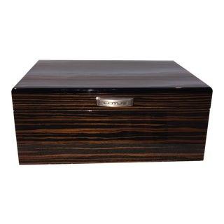 Polished Wood Humidor