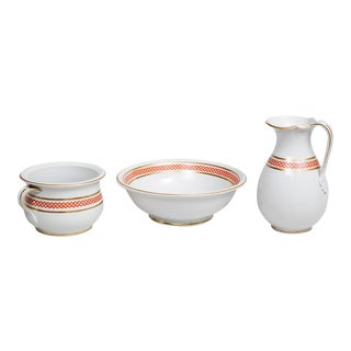 Copeland Three Piece Toilet Set