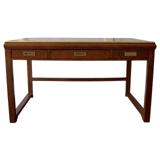 Hollywood Regency Parque 1970's Desk