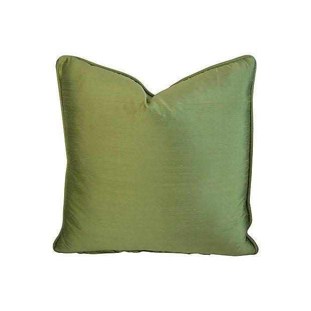 Designer Chris Stone Chinoiserie Pillows - Pair - Image 4 of 8