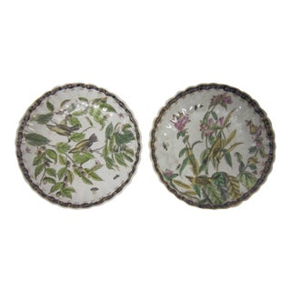 Traditional Chinese Decorative Bowls - A Pair