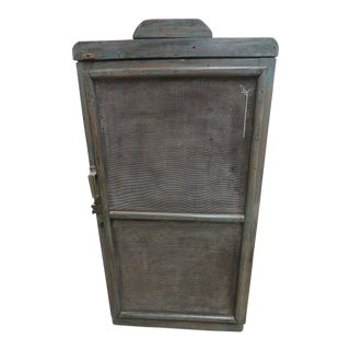 Antique Primitive Pie Safe