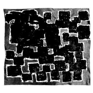 Suga Lane - Blockhead Thinker Limited Edition Modern Print