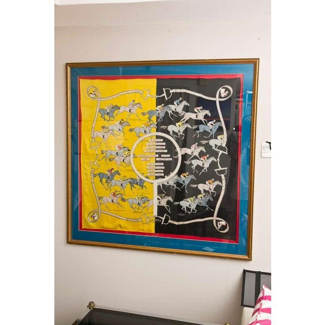 Equestrian Design Hermes Scarf - Image 1 of 6