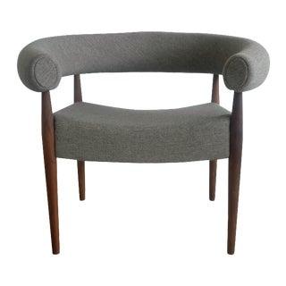 Nanna + Jørgen Ditzel Ring Chair for Getama