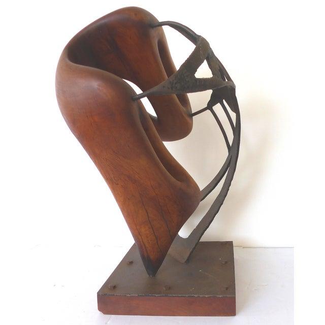 Michael Moser Vintage 1990 Modernist Sculpture - Image 3 of 11