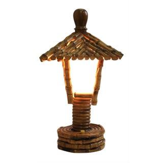 Trader Vic's Tiki Bar Lamp