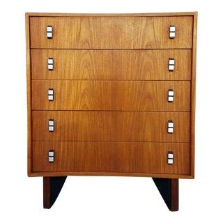 1970's Vintage Highboy Dresser