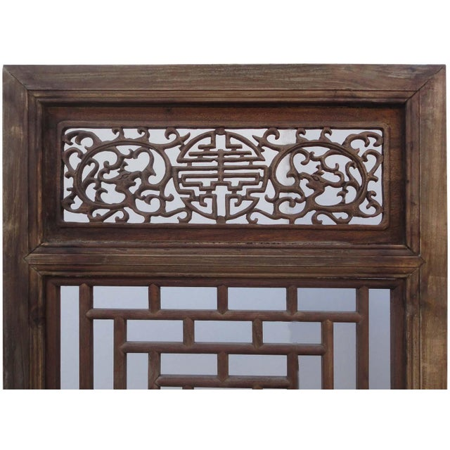 Chinese Four Season Room Divider - Image 8 of 8