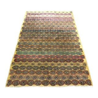 "Bellwether Rugs Vintage Turkish Zeki Muren Rug - 4'2""x6'8"""