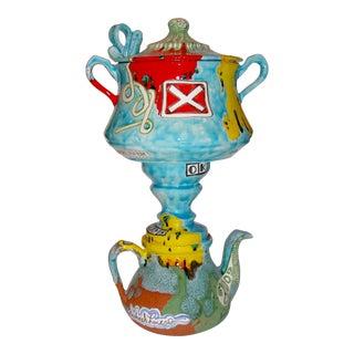 "Michael Lucero ""Mr. Teapot"""