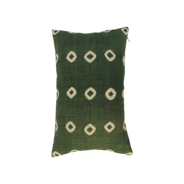 Tie-Dye Woven Linen Pillows - Pair - Image 2 of 7