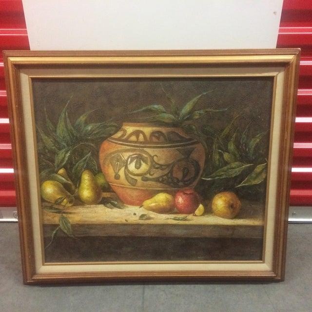 R. Wesley Original Oil Painting - Image 2 of 7