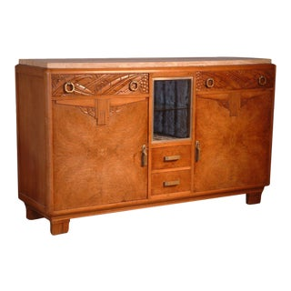 Saddier et Fils 'Attributed' Modernist Cabinet