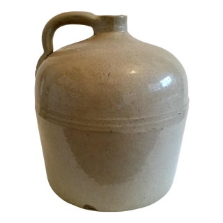 Primitive Whiskey Jug