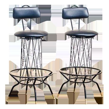 Vintage Amp Used Bar Stools Counter Stools Chairish