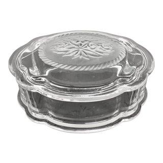 Crystal Covered Trinket Dish