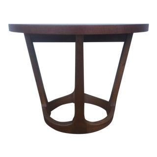 Vintage Lane Walnut Side Table