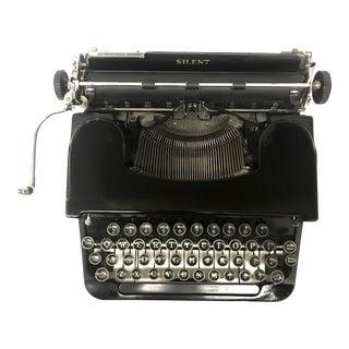 Vintage Corona Silent Typewriter