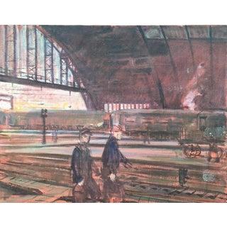 Reading Terminal Philadelphia, Clifford H. Schule