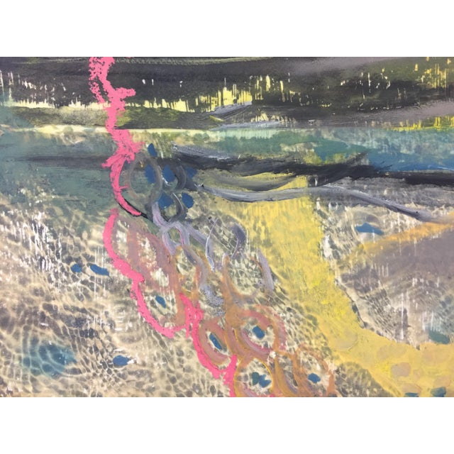 """Coastal View"" Painting - Image 3 of 4"
