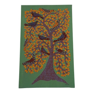 """Kandari Tree"" Tribal Art"