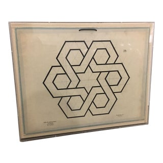 Natural Curiosities Jean Baptiste Geometric Print