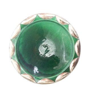 Emerald Green Nour Plate