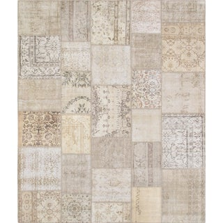 "Pasargad Patchwork Collection Rug - 8' 3"" X 10'"