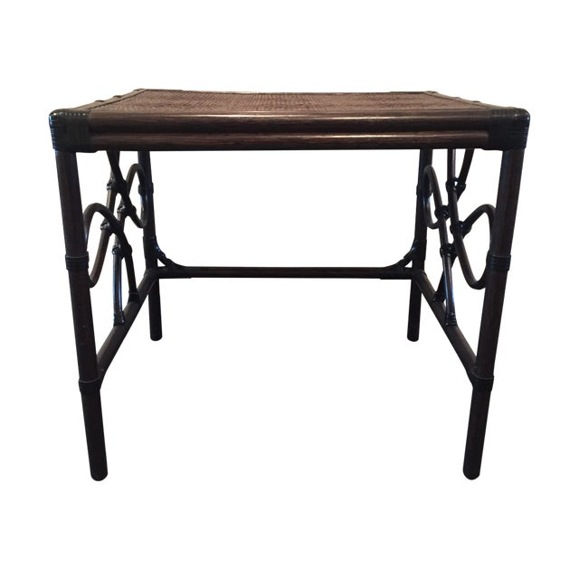Selamat Rattan Table - Image 1 of 8