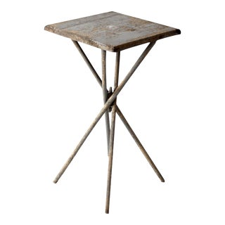 Antique Primitive Accent Table