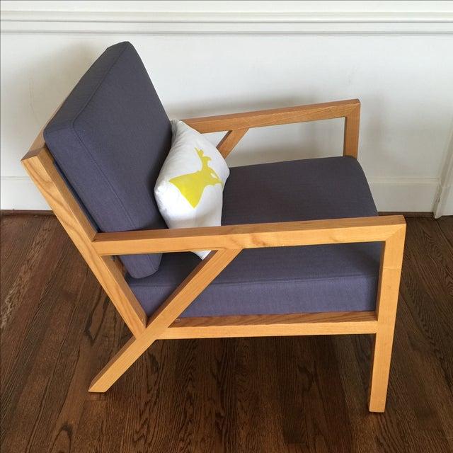Gus Modern Truss Chair - Image 3 of 5