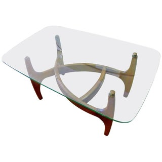 Adrian Pearsall Style Cocktail Table