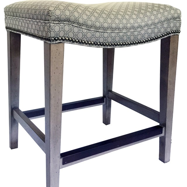 Wesley Hall Dylan Counter Stools - Set of 3 - Image 2 of 5