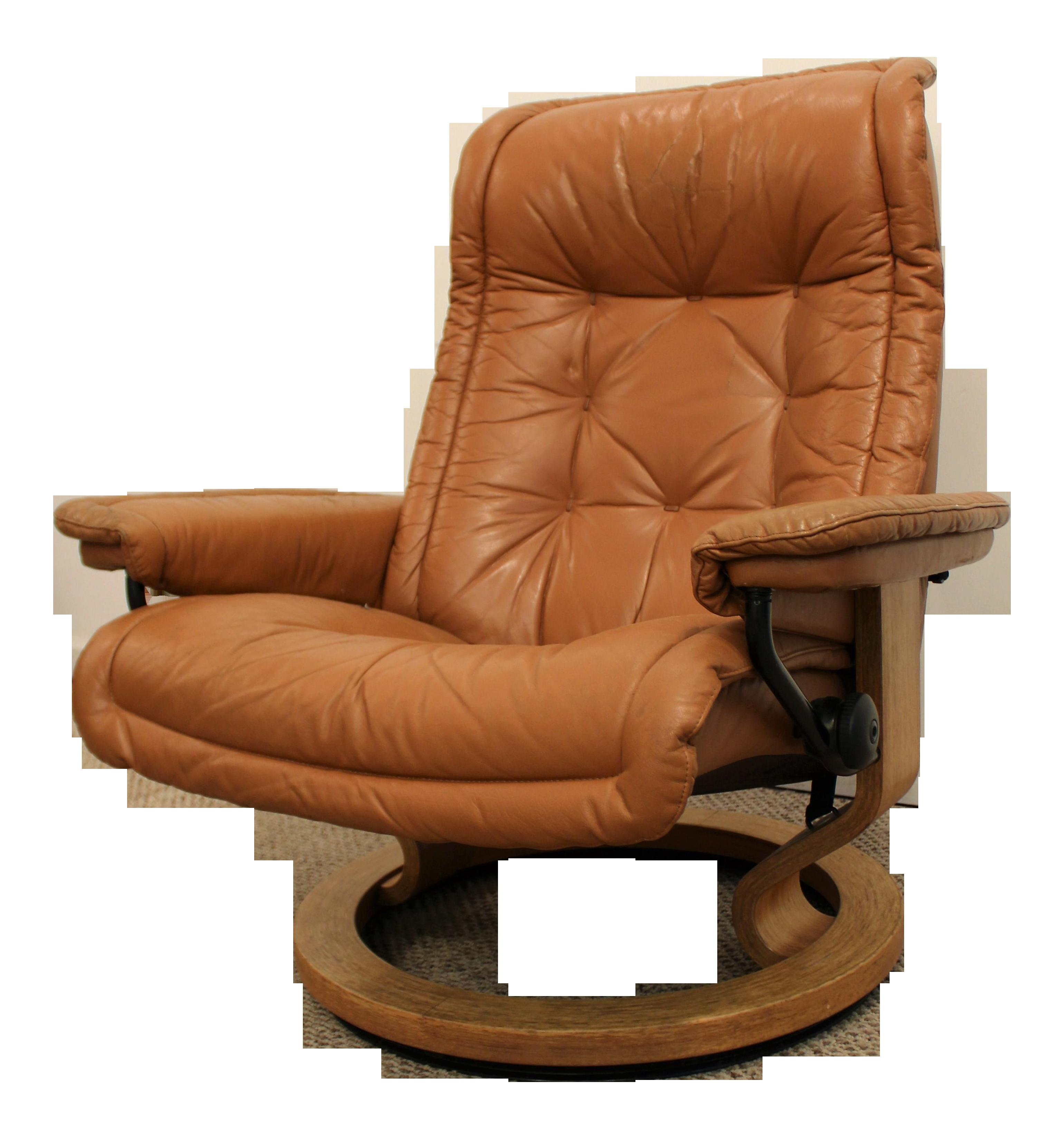 danish modern stressless recliner - Stressless Chair