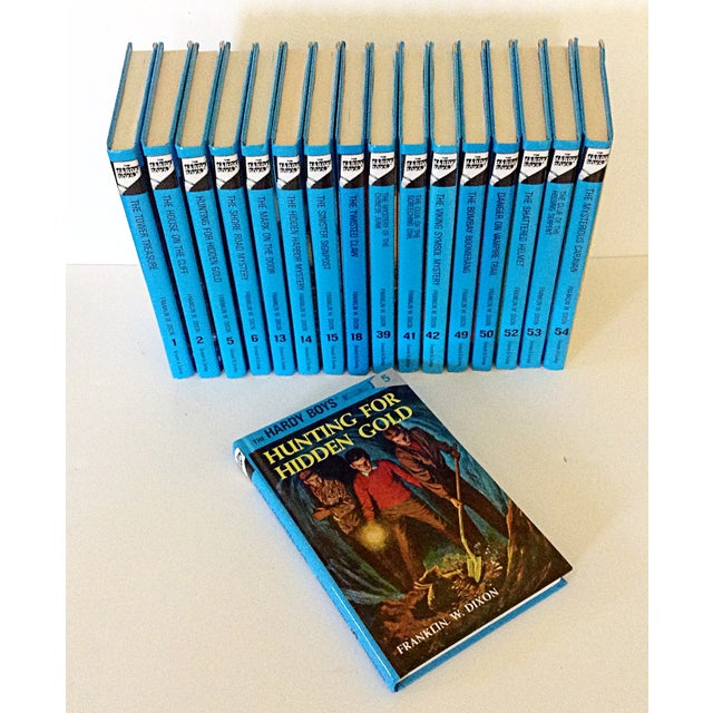Hardy Boys Collection Books - Set of 17 - Image 3 of 3