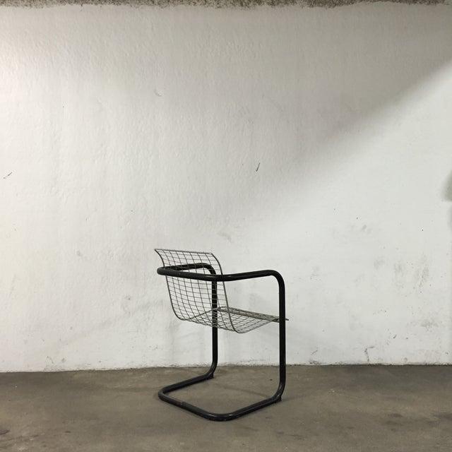 Modern Metal Industrial Chair - Image 4 of 6