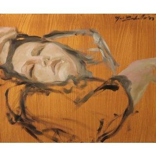 Elizabeth Dreaming Oil Painting