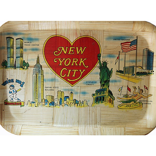 Vintage New York City Trays - Image 3 of 5