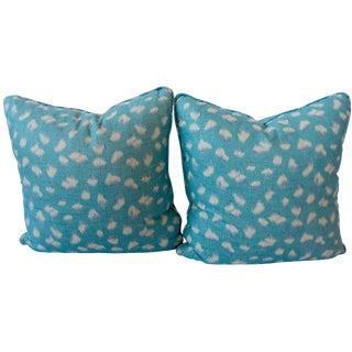 Kelly Wearstler Fabric Pillows - A Pair
