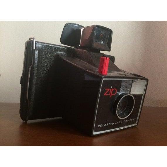 Polaroid Black Zip Instant Camera - Image 2 of 5