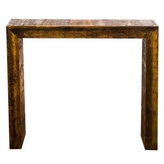 Handmade Reclaimed Solid Wood - Balcony/Bar Table