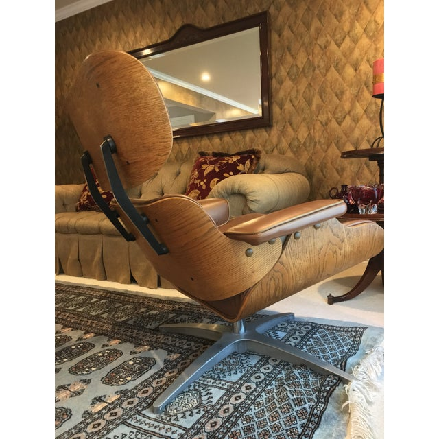 1960 Segal Reproduction of Eames Lounge Chair - Image 4 of 11