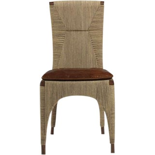 Bill Sofield Cocoon Side Chair by McGuire
