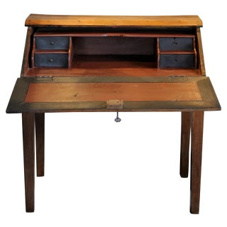 Antique French Country Secretary Desk