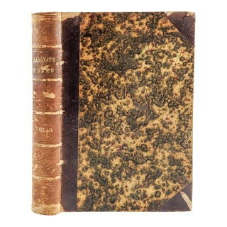 """Percival Keene: A Tale of the Sea"" Circa 1850 Book"