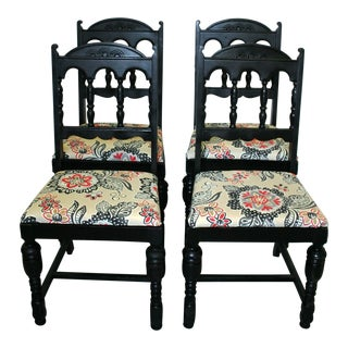 Traditional Dining Chairs - Set of 4