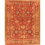 Image of Pasargad Agra Oriental Wool Area Rug - 9'x12'