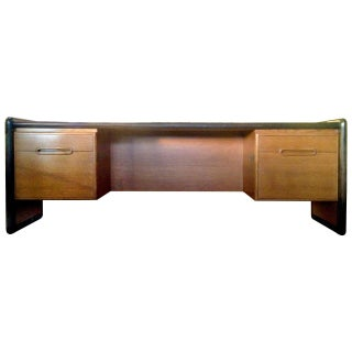 Two-Tone Monteverdi Young Desk/Console